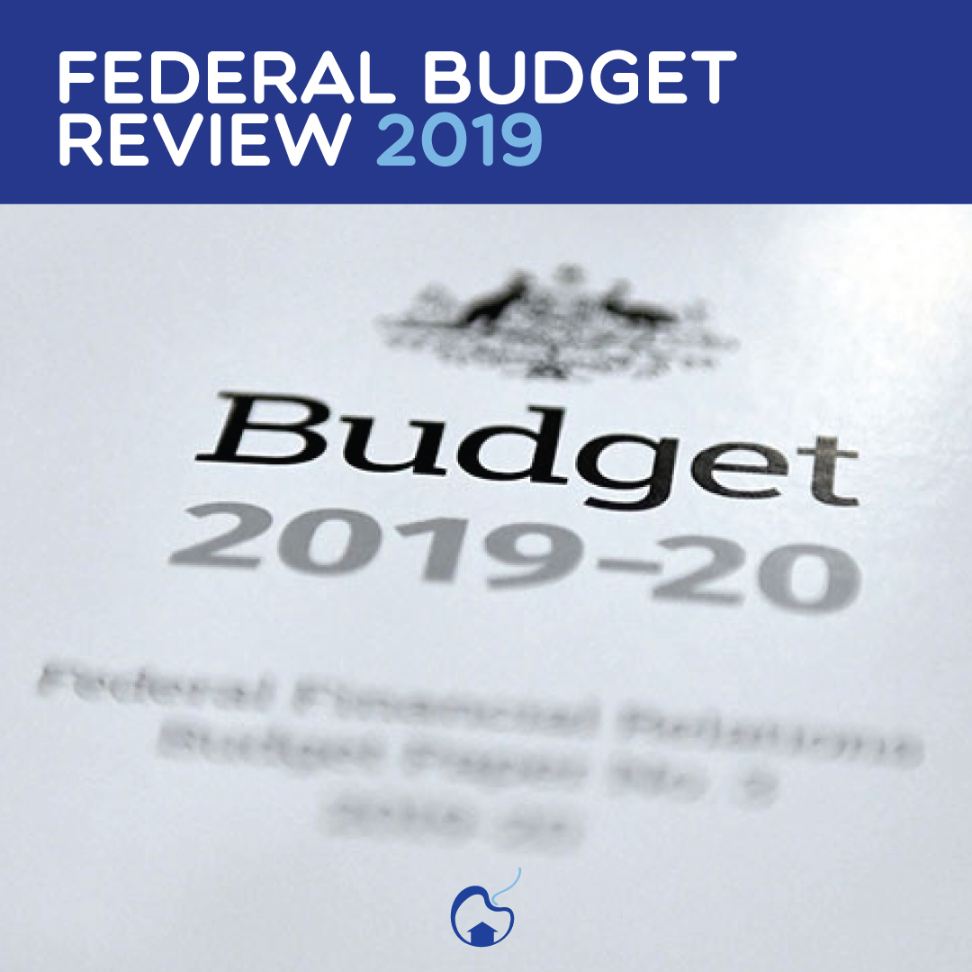 Federal Budget Review 2019: Housing & Small Business